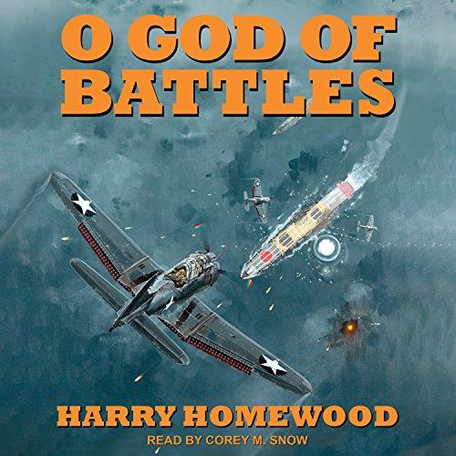 O God of Battles audiobook cover art