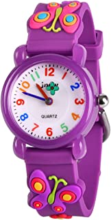 Dodosky Waterproof Watch for Kids, 3D Lovely Cartoon Design - Best Gifts