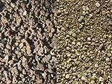 Der Naturstein Garten 50 kg Substrat zur Dachbegrünung - Sorte 1 Lava Bims - Gründach Begrünung - Lieferung KOSTENLOS