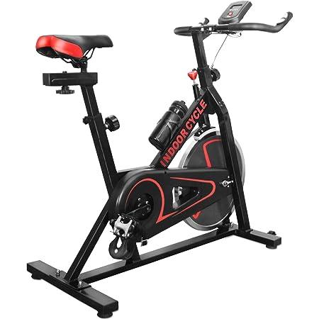 Heimtrainer Trainer und station/äre vertikale Falten Trainer,Black SWAOOS Folding elektromagnetische Heimtrainer Indoor-Fitnessger/äte