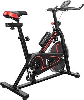 Physionics Bicicleta Estática de Spinning - con Resistencia