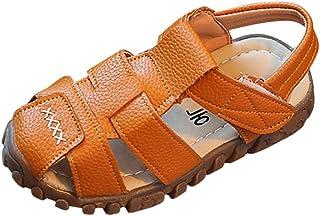Sunbona (TM) Toddler Baby Boys Girls Beach Sandals Infant Kids Summer Fashion Casual Soft Sole Anti-Slip Hollow Shoes Flat Sneaker