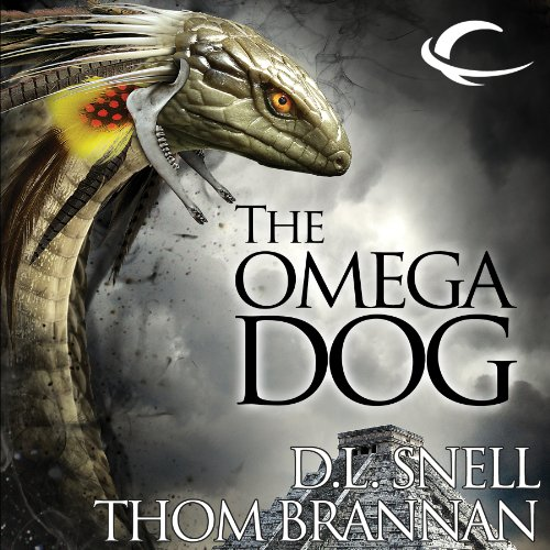 The Omega Dog audiobook cover art
