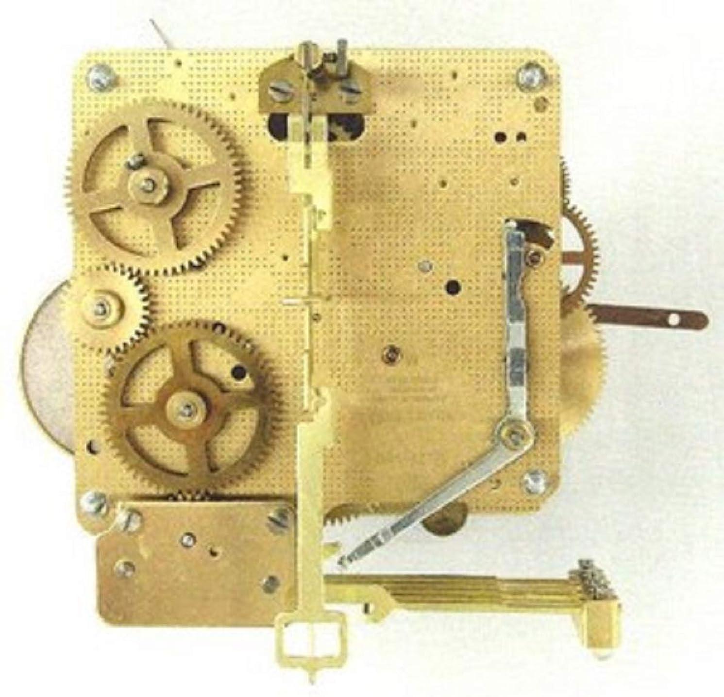 Hermle 341-020 Wall Clock Movement (11cm with Pendulum)
