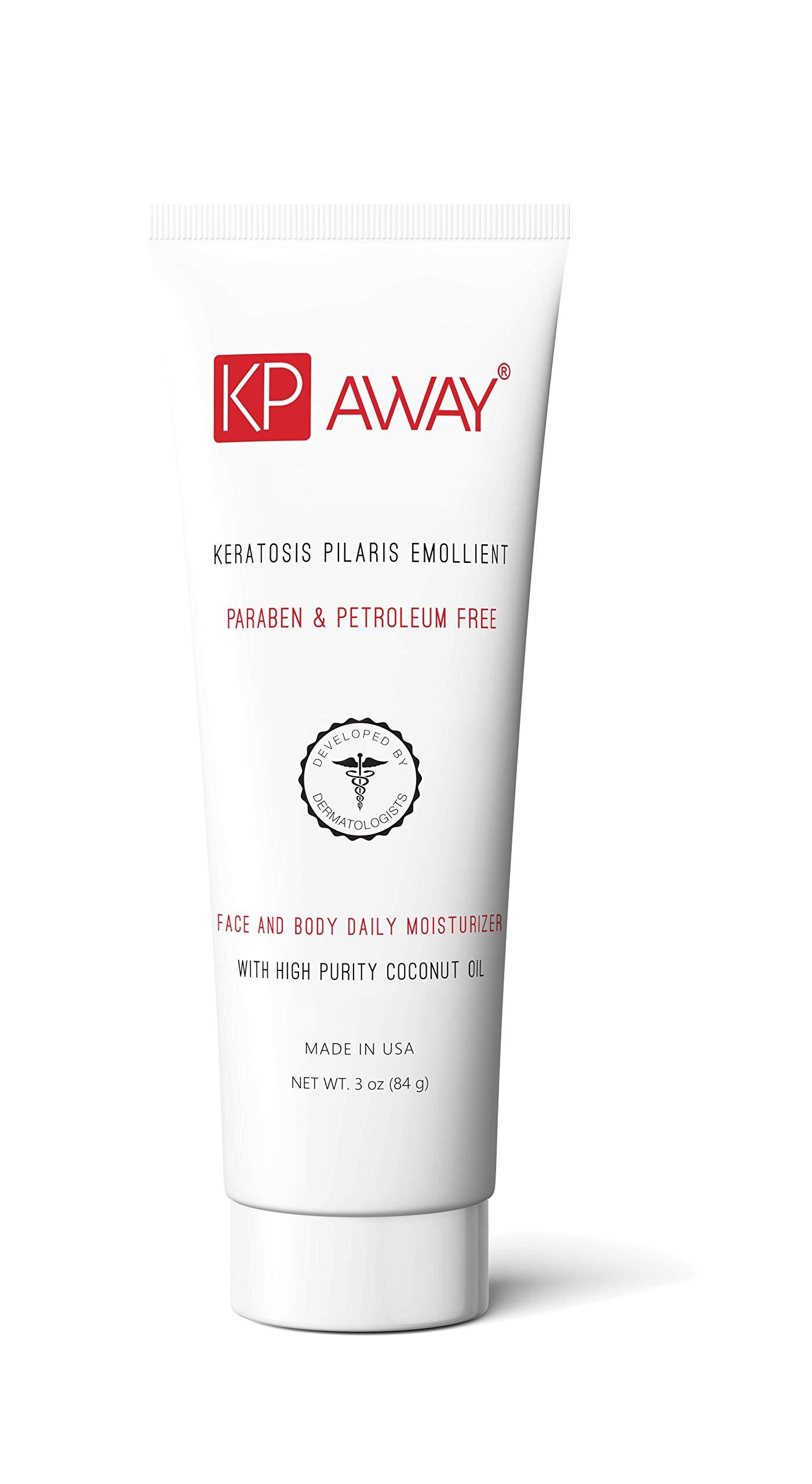 KPAway Keratosis Pilaris Treatment Friendly