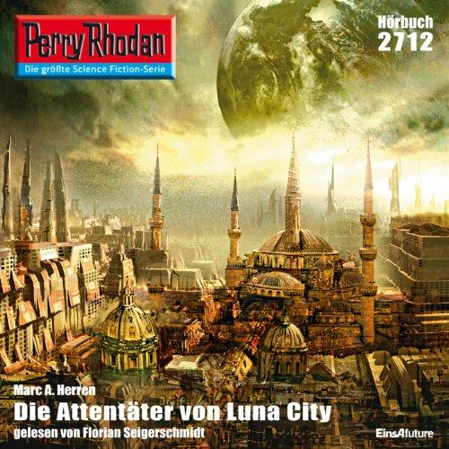 Die Attentäter von Luna-City audiobook cover art