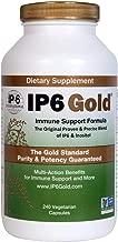 IP6 Gold Immune Support Formula 240 Vegetarian Capsules IP-6 International