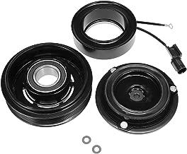 AC Compressor Clutch Repair Kit for Kia Sedona 2002 2003 2004 2005 Carb Rebuild Kit w/Plate Hub Bearing Coil