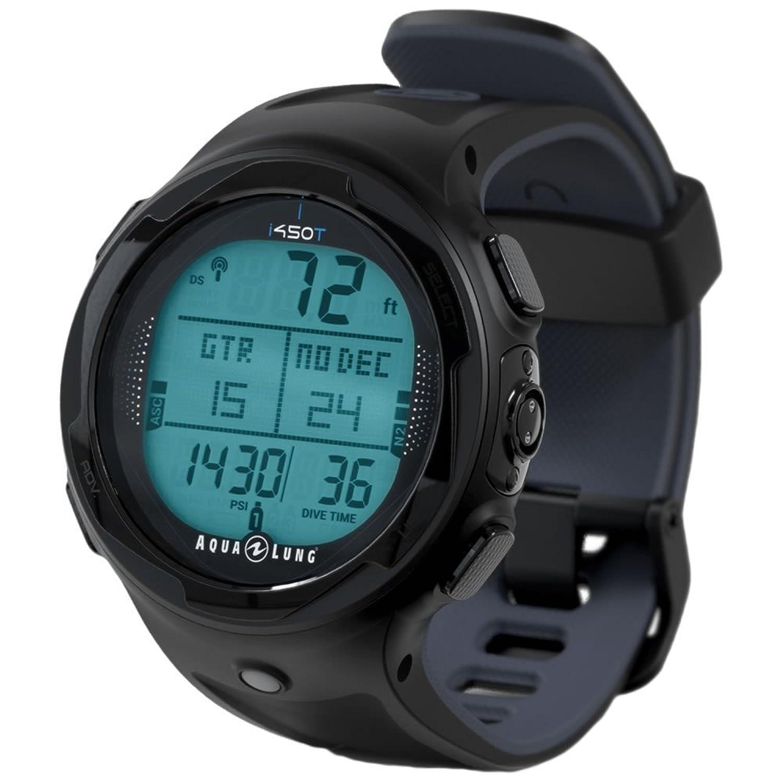 Aqua Lung i450t Hoseless Air統合Wrist WatchダイブコンピュータW / USB