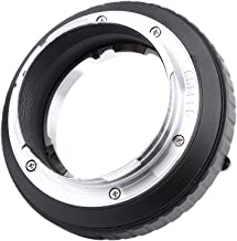 Acouto EXAKTA Lens Mount Adapter EXA-LM Adapter Ring for Leica L/M M9/8/7/6/5 Camera TECHART LM-EA7