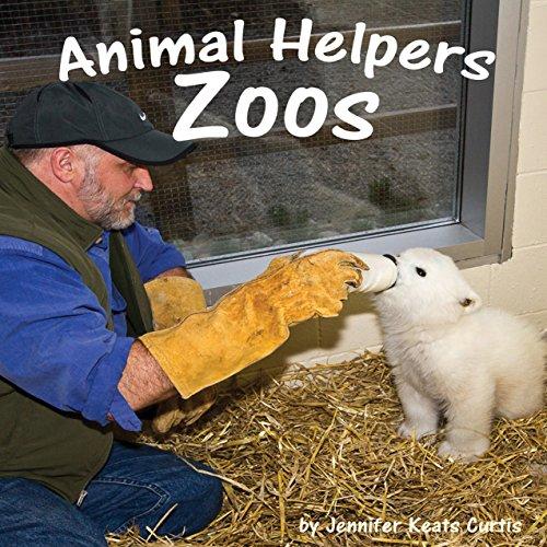 Animal Helpers: Zoos audiobook cover art