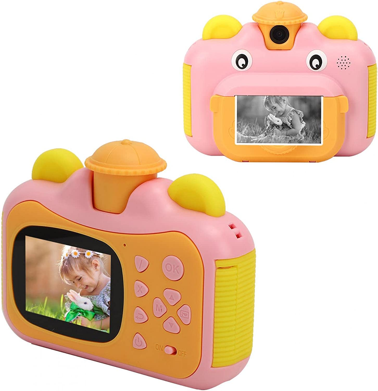 WNSC Direct sale of manufacturer Today's only DIY Camera Toy Kid Instant K Cute Digital Portable