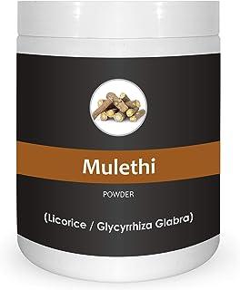 Herb Essential Pure Yastimadhu Glycerrhiza Glabra Powder - 400g