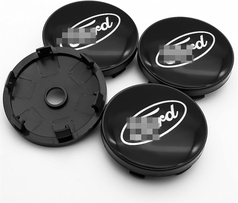 LLUA Car Parts 4 shipfree PCS Columbus Mall 60mm Wheel Stic Hub Center Rim Caps and