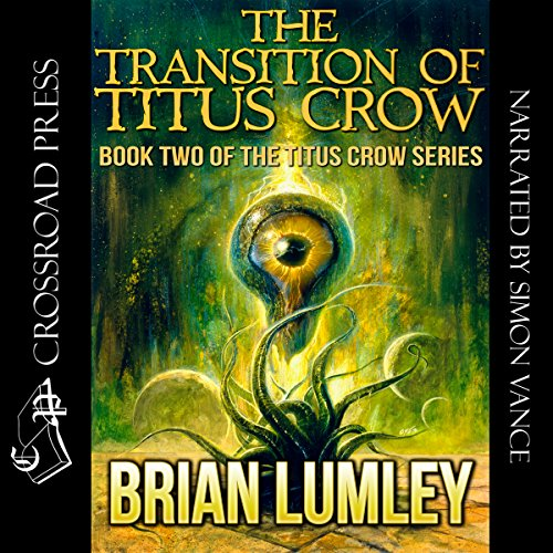 Couverture de The Transition of Titus Crow