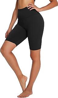 Campsnail Radlerhose Damen Kurze Leggings High Waist Hotpants Unterhose Blickdicht Sportshorts Sommer für Yoga Joggen Pila...