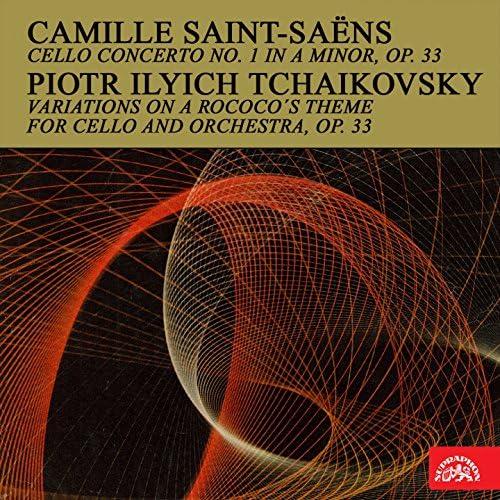 Josef Chuchro, Alois Klíma, Czech Philharmonic