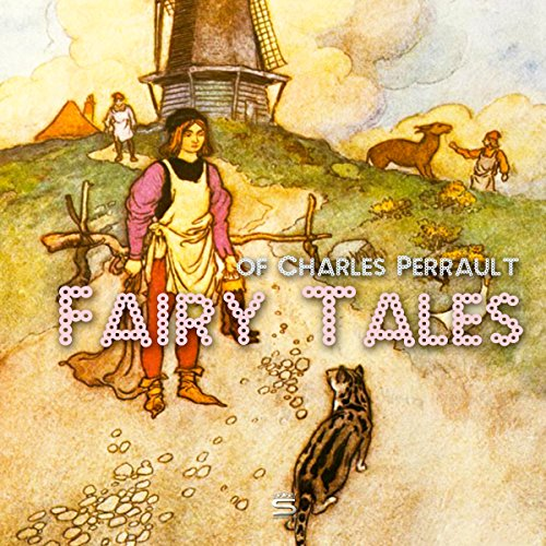 Fairy Tales of Charles Perrault audiobook cover art