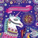 Pochette Tableaux Scintillants - 1200 sequins