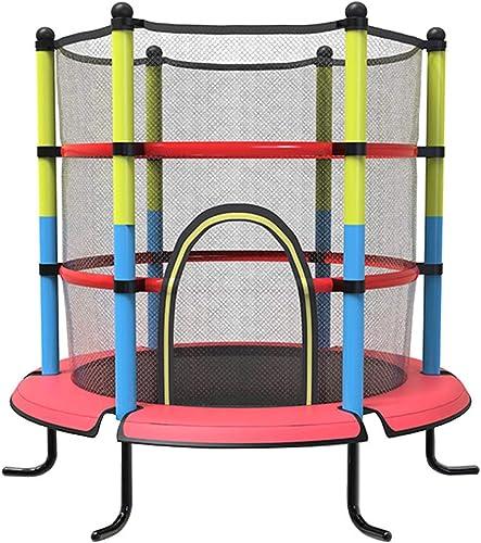 venta de ofertas TrampolíN con Cerramiento y y y Tapete De Seguridad - TrampolíN para Niños - Bouncer MAX Load 220lbs  salida para la venta