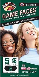 Best msu temporary tattoos Reviews