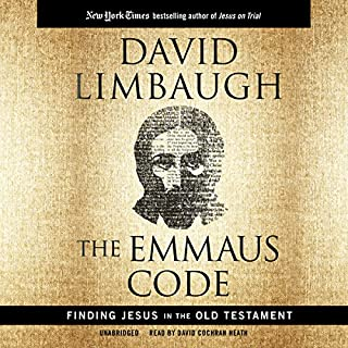 The Emmaus Code audiobook cover art