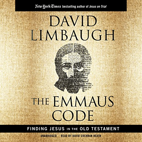 The Emmaus Code     How Jesus Reveals Himself Through the Scriptures              Di:                                                                                                                                 David Limbaugh                               Letto da:                                                                                                                                 David Cochran Heath                      Durata:  12 ore e 58 min     Non sono ancora presenti recensioni clienti     Totali 0,0