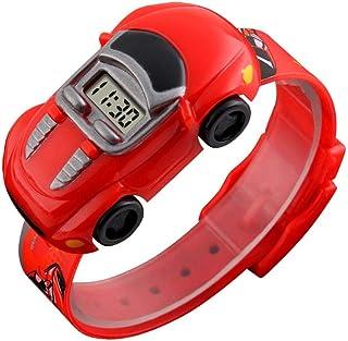Orologio Bambino XYBB Orologio per bambini per auto Giocattolo per orologio per bambini Orologio innovativo per giocattolo...