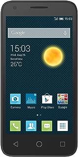 ALCATEL OneTouch Pixi 3 Global Unlocked 3G Smartphone, 4.5 Display, 5MP Camera (GSM - US Warranty)