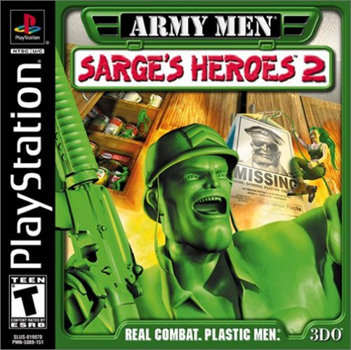 Army Men: Sarge's Heroes 2 [Edizione: Germania]