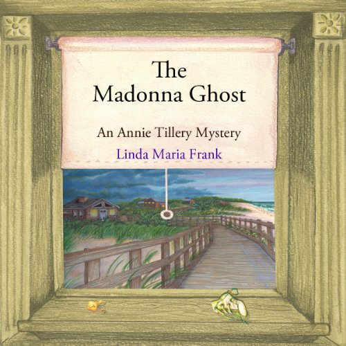 The Madonna Ghost audiobook cover art