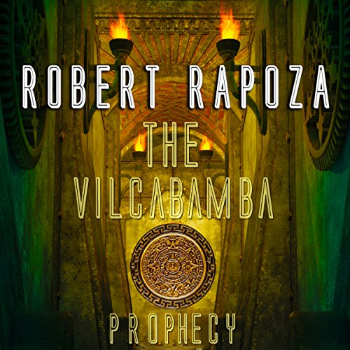 The Vilcabamba Prophecy cover art