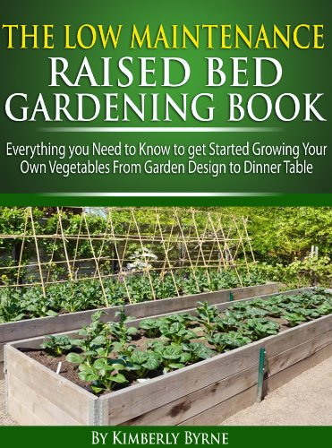 The Low Maintenance Raised Bed Gardening Book Everything You