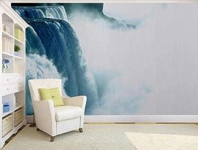 Wallpaper 3D Wall Landscape Modern Waterfall Decoration Home Bedroom Box Decoration Salon 3D Behang Slaapkamer Decoratie M...