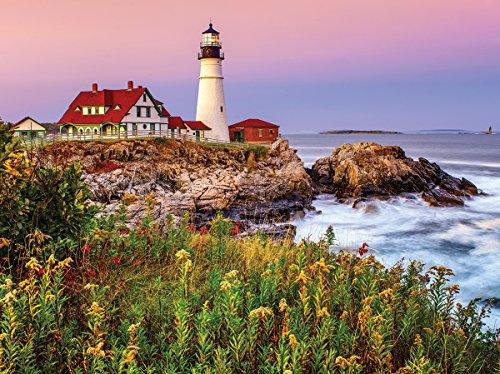 1000 piece puzzles lighthouse - 8