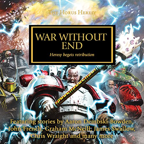 War Without End audiobook cover art
