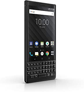 Blackberry Key2 Dual SIM - 64GB, 6GB RAM, 4G LTE, Black