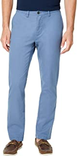 Mens Stretch Custom Fit Chino Pants