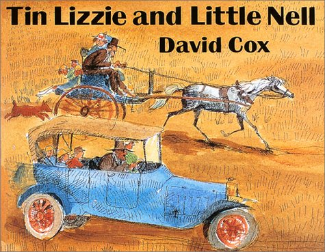 TIN LIZZIE AND LITTLE NELL