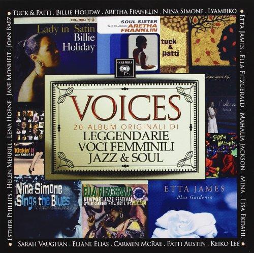 Voices - 20 Album Originali Di Voci Femminili