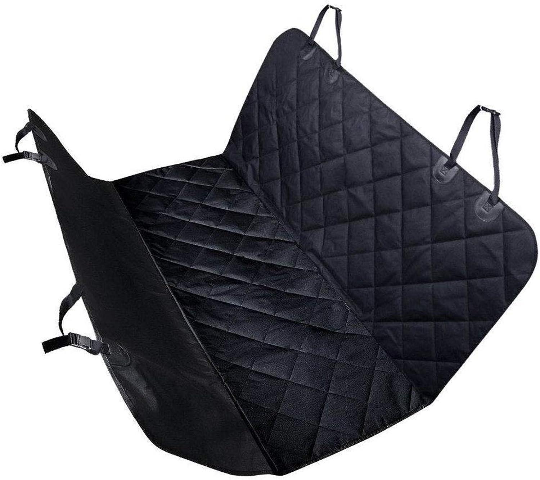 HAOJINFENG Dog Car Antiskid Pad Antiskid Cotton Waterproof Antifouling Car Rear Seat Oxford Cloth Dog Pad