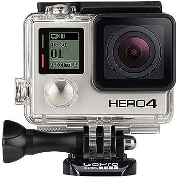 GoPro HERO4 Black Adventure Actionkamera (12 Megapixel, 41,0 mm x 59,0 mm x 29,6 mm)