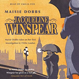 Maisie Dobbs                   By:                                                                                                                                 Jacqueline Winspear                               Narrated by:                                                                                                                                 Emilia Fox                      Length: 2 hrs and 37 mins     28 ratings     Overall 4.0
