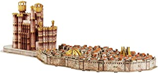 Best game of thrones 3d kings landing puzzle Reviews