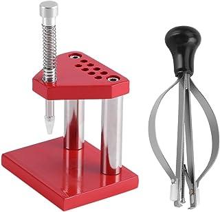 Montre Réparation Kit en Acier allié solide Professionnel d'horlogerie Remover À La Main Lifter Plongeur Extracteur Ensemb...