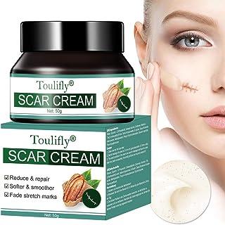 Cicatrices CremaCrema para cicatrices Cicatrices Quirúrgicas Silicona para Rostro