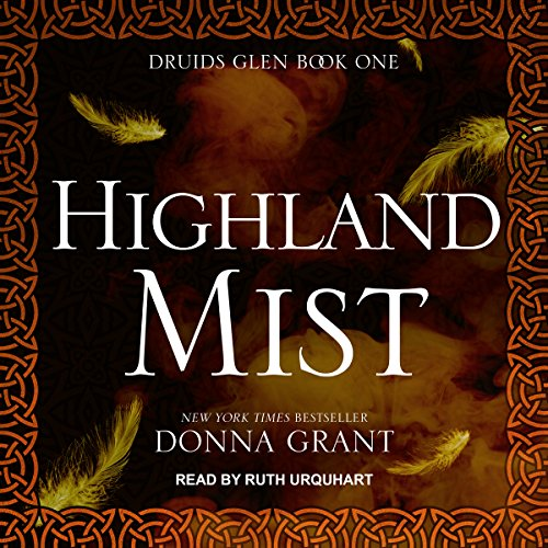 Highland Mist audiobook cover art