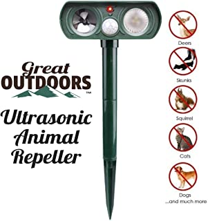 Best electronic deer repellent Reviews