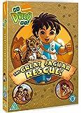 Go Diego Go!: The Great Jaguar Rescue! [Edizione: Regno Unito] [Reino Unido] [DVD]