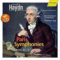 Paris Symphonies Nos. 82-87 by Heidelberger Sinfoniker (2010-10-26)